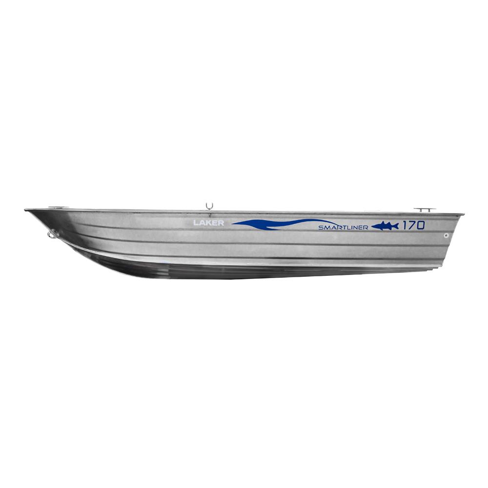Лодка LAKER алюминиевая Smart 170